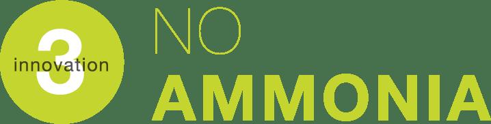 NO AMMONIA